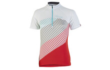 Protective Vela Jersey Dames rood/wit